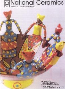 National Ceramics cover